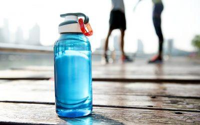 Los beneficios del agua hidrogenada en deportistas
