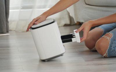 Hello: el eficaz purificador de aire